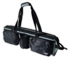 YogaAddict Yoga Mat Tote Bag Supreme With Pocket. DTOP LIST 6830acde799e0