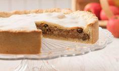 Gedeckter Apfelkuchen » Sanella
