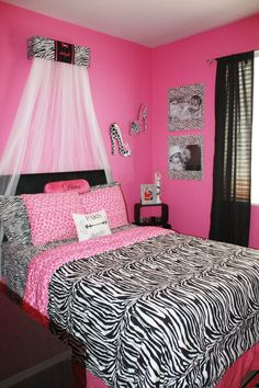 girl bedroom ideas for 11 year olds google search zebra