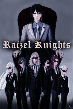 Cadis Etrama Di Raizel, Frankenstein, RK-5    Noblesse