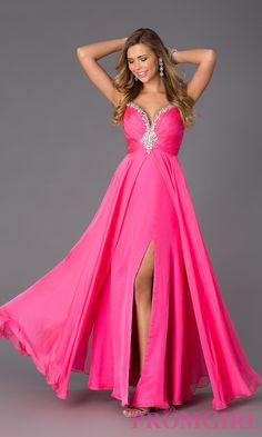 Shop for long prom dresses and long formal dresses at PromGirl. Long party dresses, floor-length prom dresses, long formal party dresses, and long evening gowns for special occasions. Long Formal Gowns, Long Evening Gowns, Formal Dresses, Pagent Dresses, Plus Size Prom Dresses, Hot Pink Dresses, Prom Girl, Beautiful Dresses, Blue Colors