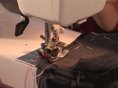 How To Alter Your Trousers - YouTube. Good tutorial on how to take in or let out the waist on a pair of men's trousers