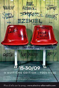 Toulouse : Festival electro alternativ #8