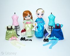 Frozen Animators' Collection Doll Gift Set