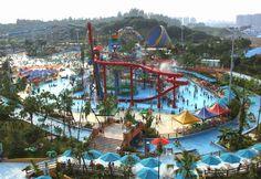 Gigantes do Mundo: Maior parque aquático do mundo