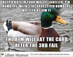 Came up with this trick when I traveled through Europe in case I ever had my wallet stolen. - http://limk.com/news/came-up-with-this-trick-when-i-traveled-through-europe-in-case-i-ever-had-my-wallet-stolen-081390431/