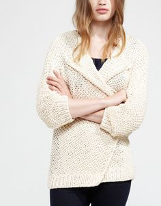 3e3e15c1e I love Wool and the Gangs Jolie Mimi Cardigan Cardigan Pattern