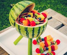 juICYY food fruit party ideas food art baby shower ideas
