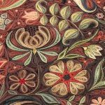 A Breathtaking Quilled Paper Carpet and Gospel Book Cover by Lisa Nilsson