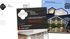 GAIA - Collaterals Created: Identity, Graphic Design, Illustration, Business Cards, Brochures, Magazine Advertisements, Letterheads, Website, Email Signature