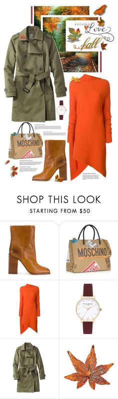 """""""Happy Birthday October Babies!!!! 🎂🎂"""" by shortyluv718 ❤ liked on Polyvore featuring Yves Saint Laurent, Moschino, Marques'Almeida, Topshop and L.L.Bean"""