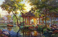 A Calm Morning by tonywu on DeviantArt