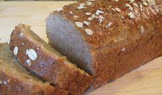 Hut eats! Our Honey-Oat Bread recipe.
