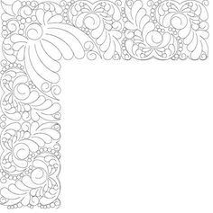 Shop | Category: Digitized patterns for Judy Niemeyer quilts | Product: DB Bdr Crnr 8