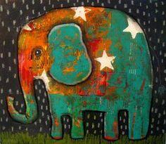 Art of Suzan Buckner