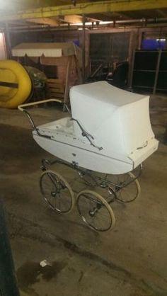 Van Delft kinderwagen