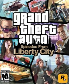 GTA 4: Episodes from Liberty City – Torrent İndir