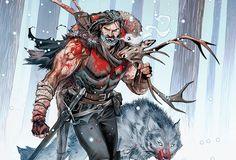 "Grant Morrison and Costa Rican artist Dan Mora reinvent Santa Claus with new comic ""Klaus."" From BOOM! Studios."