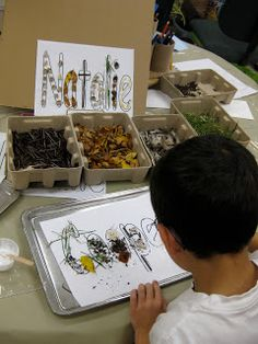 Transforming our Learning Environment into a Space of Possibilities: October 2011