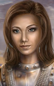 Jaheira By Kiraradesign Baldur S Gate Portraits Character