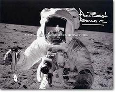 Alan Bean Apollo 12 Astronaut Signed photo for sale http://www.universalautographs.co.uk/apollo-12---alan-bean-23-p.asp
