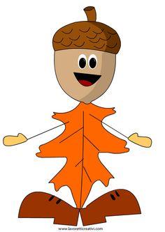 Decorazione autunnale da realizzare con pochissimo materiale; occorrono dei… Leaf Projects, Fall Projects, Projects To Try, Bible Crafts, Crafts To Do, Crafts For Kids, Autumn Activities, Activities For Kids, Fall Pallet Signs