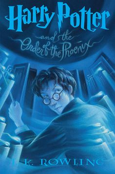 Harry Potter and the Order of the Phoenix HC - Hardcover - The Scholastic Store #Read11Books