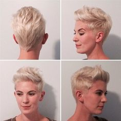 Spikey Hairstyles for Long Face
