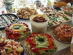 How to Cater Your Own Party