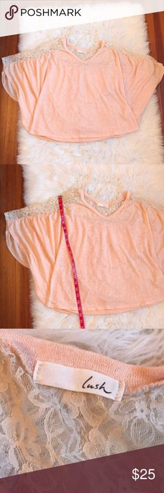 Lush top Used item in great condition Lush Tops