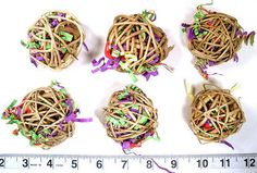 Top 3 Bird Toys For Indian Ringneck Parakeet | eBay