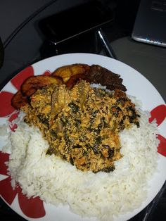 wives connection: How To Cook Ayamashe Stew And Egusi Stew By Ope