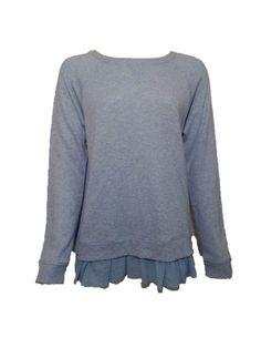 DKNY Light Blue Sweater