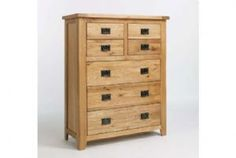 Westbury 4+3 Drawer Chest