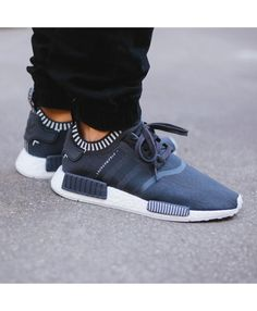 new styles 2f59c 75a6d Comfortable Adidas NMD Primeknit Solid Grey Cheap Sale, best price for you.