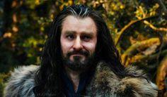 Sweet smile, King Thorin.
