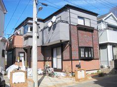 東京都稲城市で外壁塗装にシリコン塗料を使用した事例