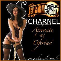 Proibido para menores de 18 anos. Visite a nossa boutique sensual e aproveite as ofertas! http://www.charnel.com.br/