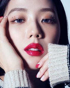 Jisoo x Vogue March 2020 for Dior. ☆ ☆ ☆ Tags》 can find Chanyeol and more on our website.Jisoo x Vogue March 2020 for Dior. Blackpink Makeup, Makeup Looks, Makeup Ideas, Makeup Inspo, Makeup Inspiration, Vogue Korea, Vogue Spain, Blackpink Jisoo, Kim Jennie