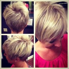Messy Pixie Haircut: Stylish Short Hairstyles Designs for Women 2014 - 2015 by blanche