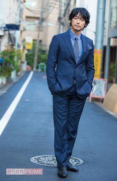 Japanese Drama, Japanese Men, Dean, Movie Tv, Interview, Actors, Suits, My Favorite Things, My Love