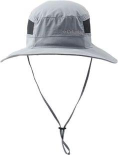 6368bb221d4da Columbia Union Brook Booney Hat Grey Ash Mens Sun Hats