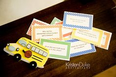 Kids Lunch Jokes great for back to school packed lunchbox!  KristenDuke.com #lunch #love #notes