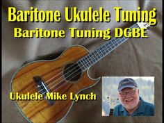 Tune up your Baritone ukulele here .  .  .