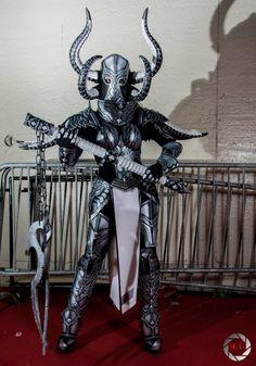 Cosplay Diablo 3 - Crusader