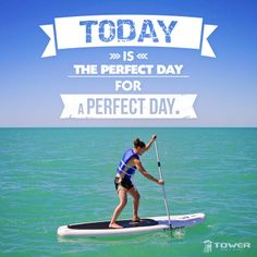 Today is a perfect day.