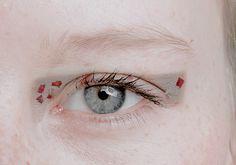 少女りぼん - armaniprives: Makeup at Manish Arora