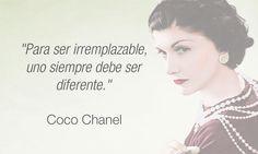 Empieza el lunes con una frase de la gran Coco Chanel y echa un vistazo a nuestros vestidos y complementos ¡Te encantarán! www.koker.es