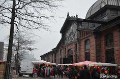 Fischmarkt Hamburgo