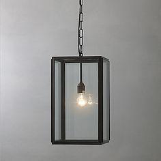 Buy Davey Square Indoor Pendant, Large online at JohnLewis.com - John Lewis